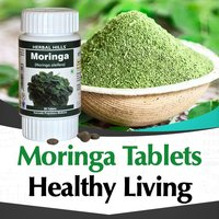 Ayurvedic Moringa Powder & Tablets