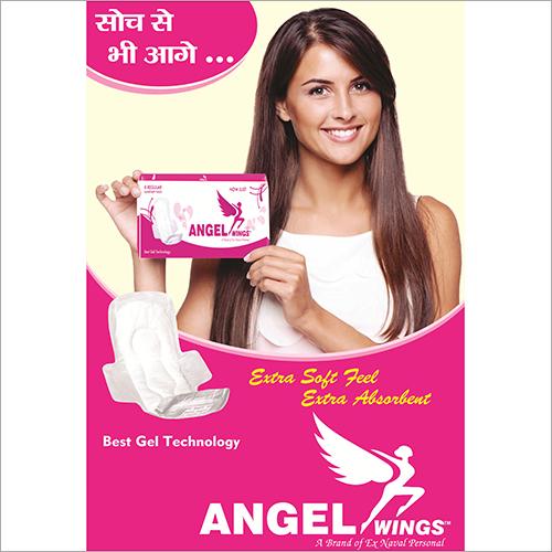Angel Wings Ultra Thin Tri Fold (Long)