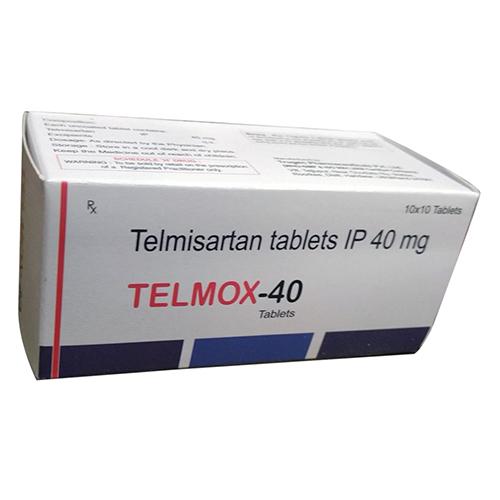 Telmisartan 40mg Tablets IP