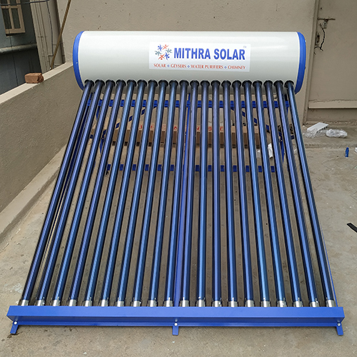 Mithra Solar Water Heater