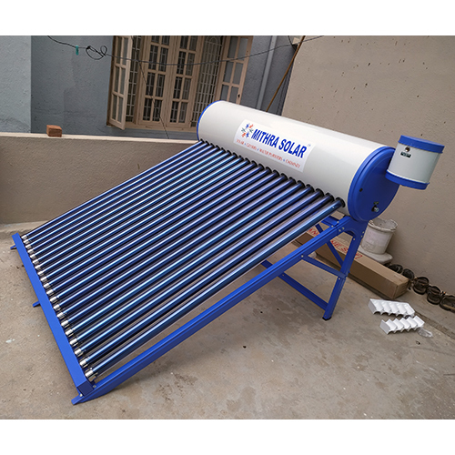 Mitra Auxiliary Solar Water Heater