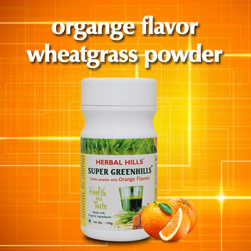Organic Wheatgrass Powder - Green Food Supplement