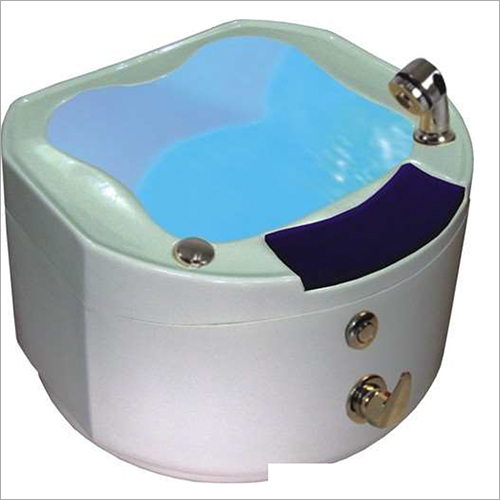 Pedicure Tub With Motor Chair