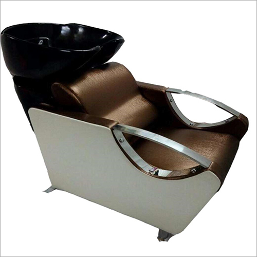 D Handle Shampoo Station Chair