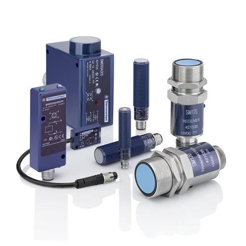 Telemecanique Ultrasonic Sensors