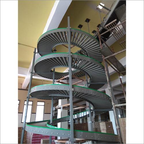 Spiral Gravity Roller Conveyor