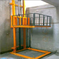 Single Mast Goods Lift