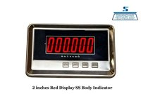 2 Inch Red Display SS Indicator