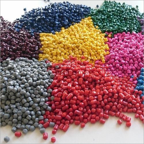 Plastic Multi Color Granule