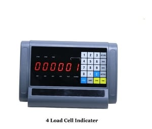 4 Load Cell Indicator