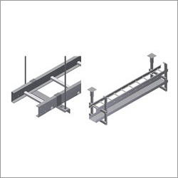 Ceiling Mounted Cable Tray Support