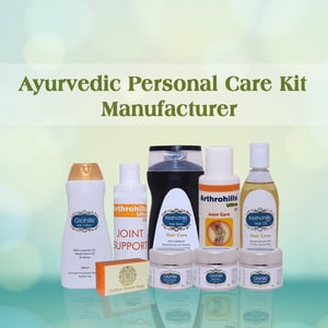 Ayurvedic Personal Care Products - Skin & Hair Care Herbal Products