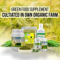 Organic green food supplement - Herbal Food Supplement