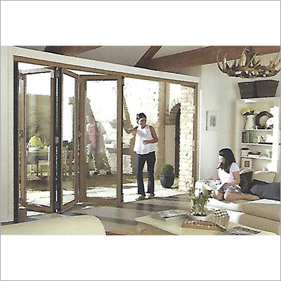 UPVC Fold And Sliding Door