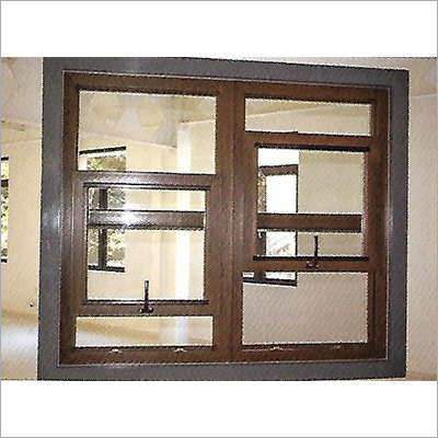 UPVC Vertical Window