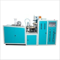 Paper Cup And Paper Glass Making Machine