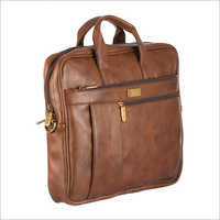 Mens Leather Laptop Bag