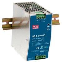 Mean Well NDR & Amp SDR Series DIN Rail Power Supplies