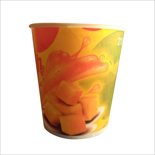 Disposable Juice Paper Cup