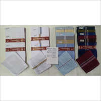 Check Men's Handkerchiefs