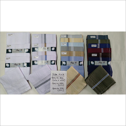 Cotton Hand kerchiefs