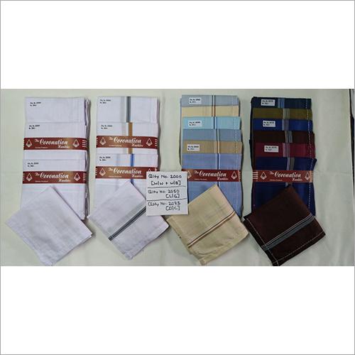 Cotton Dark Hand kerchiefs