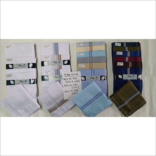 Designer Handkerchief Mens