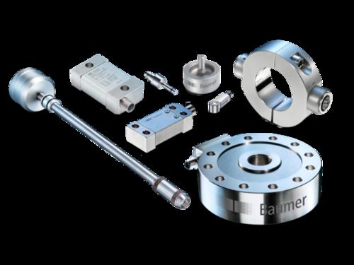 Baumer Force & Strain Sensors