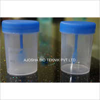 Stool Urine Sample Container