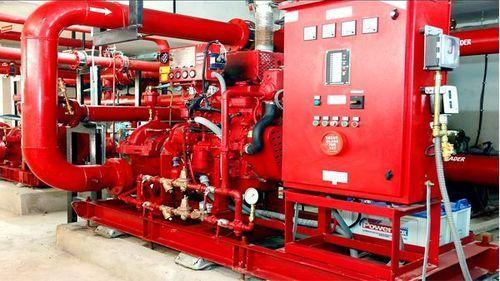 Fire Diesel Engine Pump