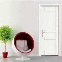 Moulded press solid wooden doors for Kitchen