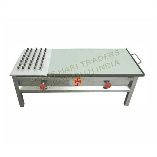 Puffer Burner Plate