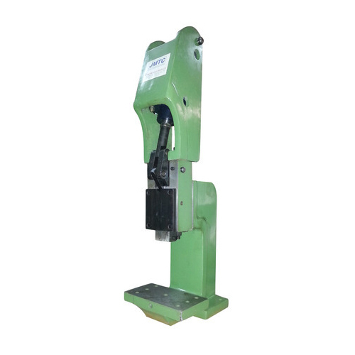 Toggle Press Pneumatic Type Machine