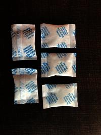 5gm Silica gel pouch