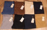 Solid Color Cotton Pant