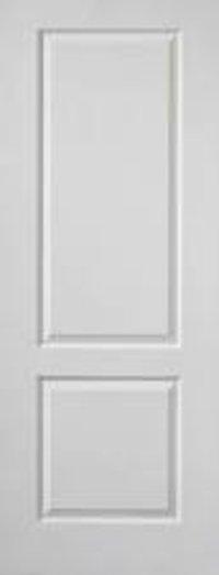 Melamine laminated MDF Board Moulded Wooden Doors