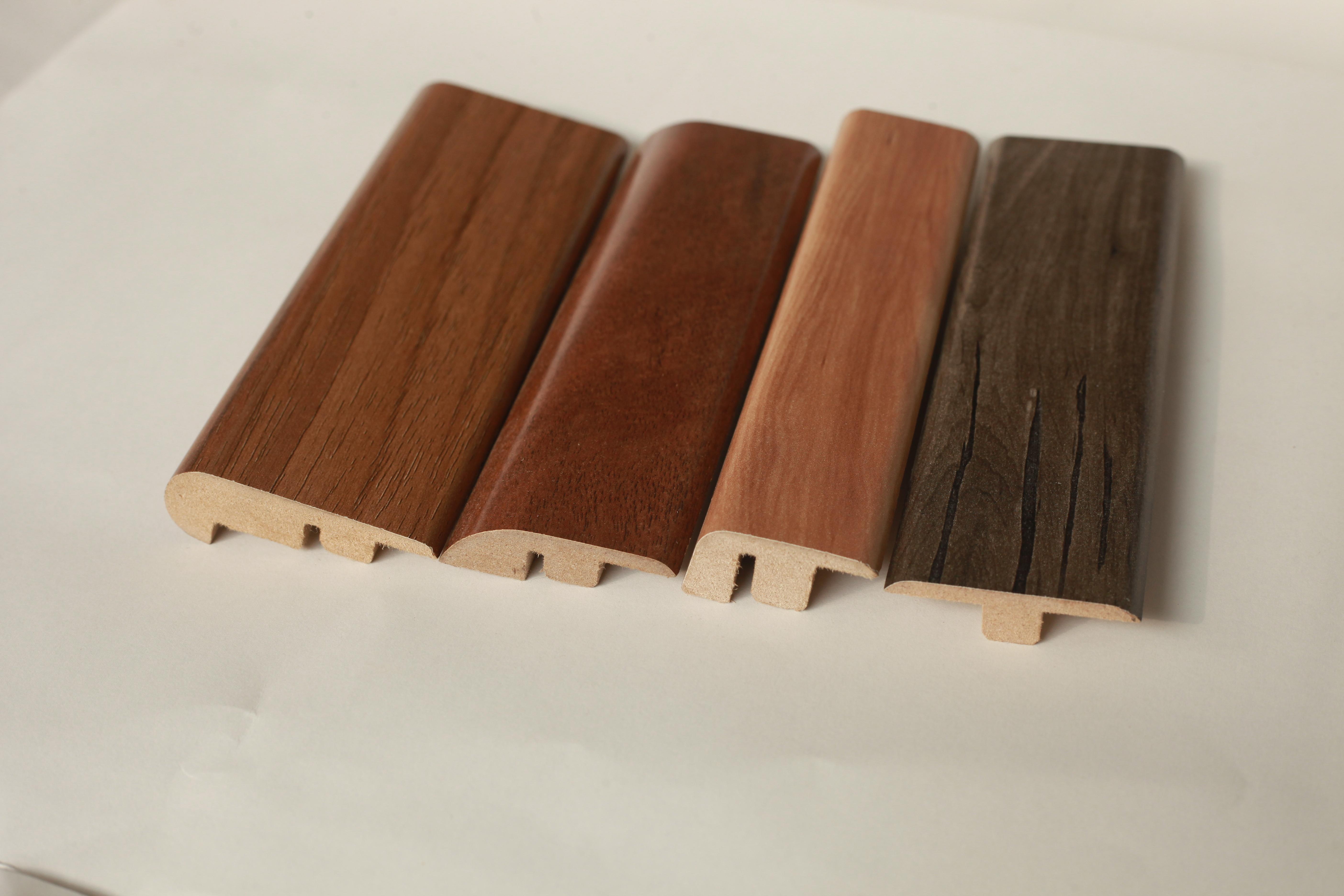 Fashion Forward Scene  Wood Cornice Moulding