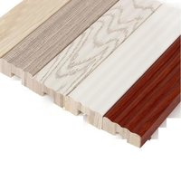 Decorative wood molding