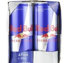 Red Bull Energy Drink 20 Fl Oz ,12 Pack
