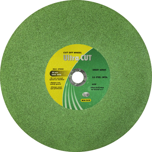 Ultra cut Cutting Wheel Green
