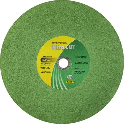 Ultra cut Cutting Wheel Green