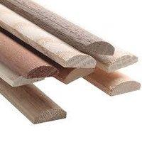 Primed S4S Interior door and window wood Trim Board Moulding