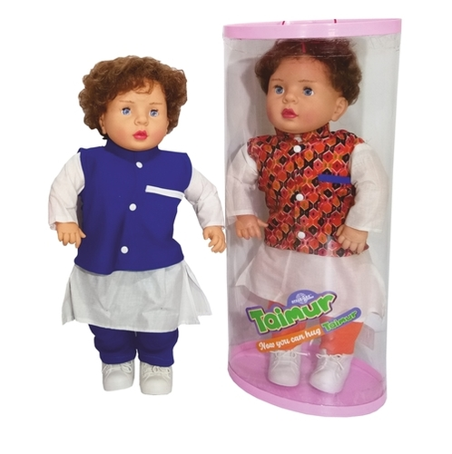 Speedage Taimur Doll