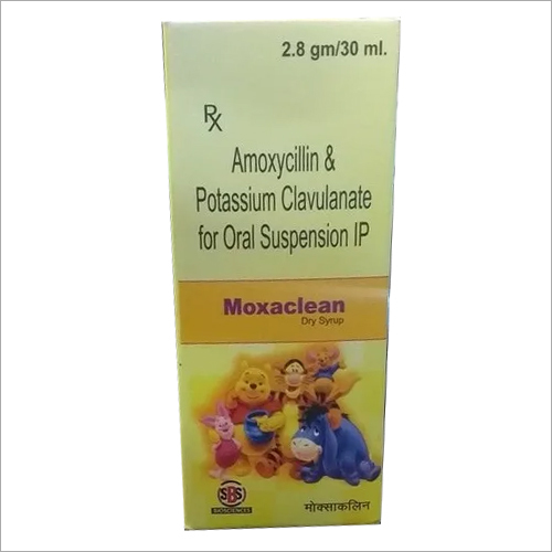 Amoxicillin Oral Suspension