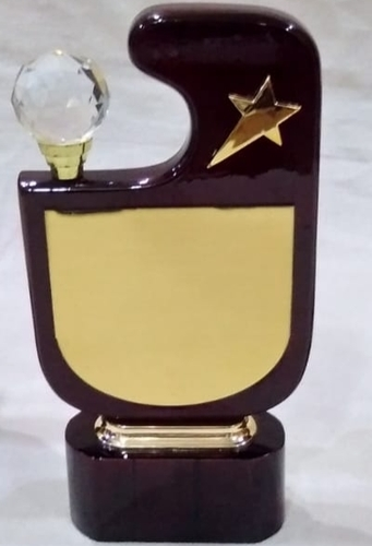 Wooden Diamond Souvenir