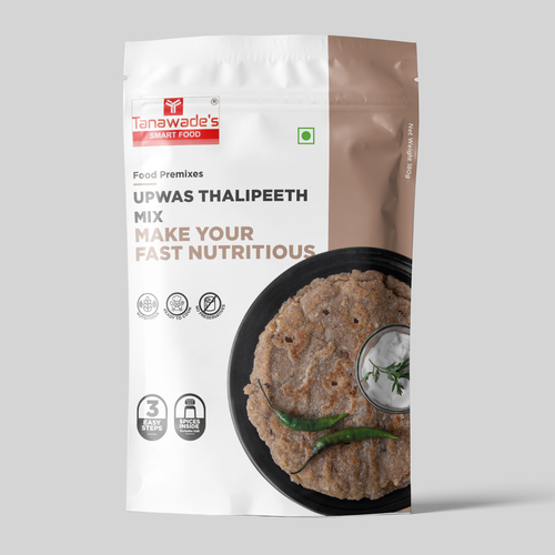 Instant Upwas Thalipeeth Bhajani Mix