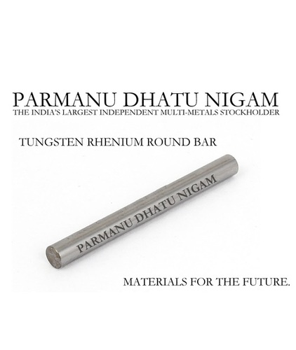 Tungsten Rhenium Round Bar