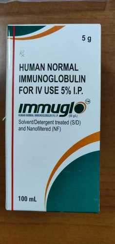 human normal immunoglobulin injection