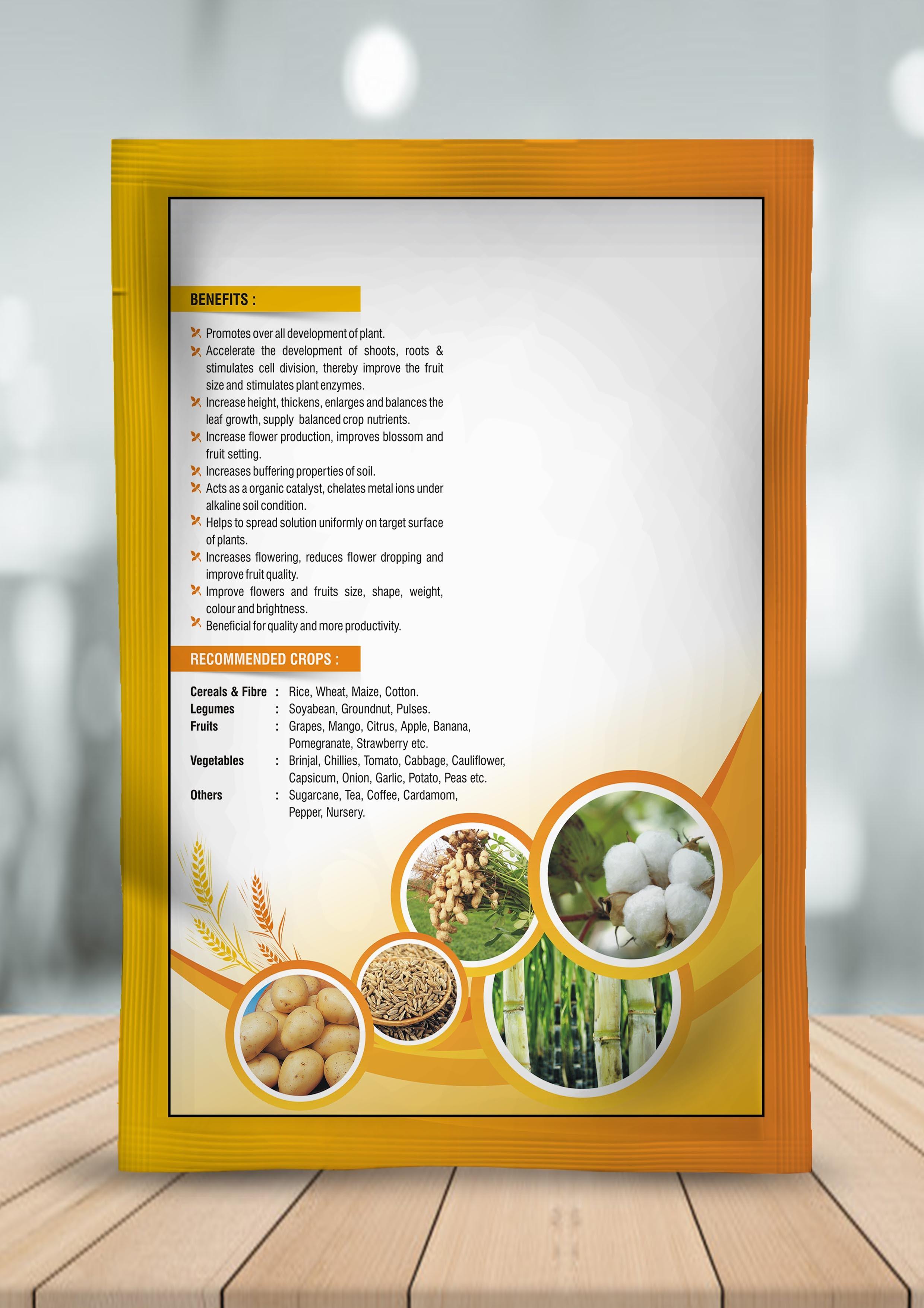 Fertilizer Common Pouch for 5 kg
