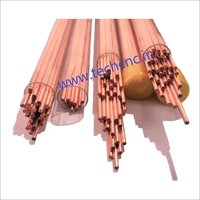 Multi Hole Copper Electrode Tube